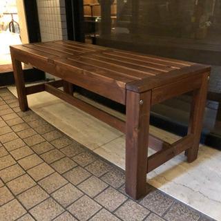木造 ベンチ (IKEA) 取引希望日: 8/29