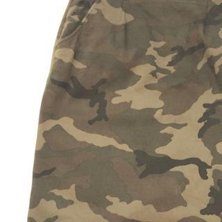 迷彩柄のタイトスカート Mサイズ