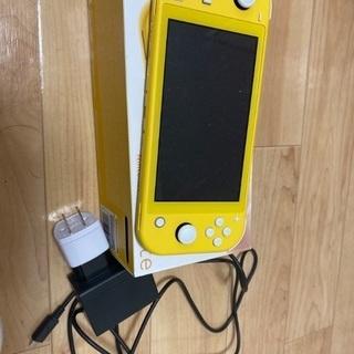 Nintendo Switch Light イエロー