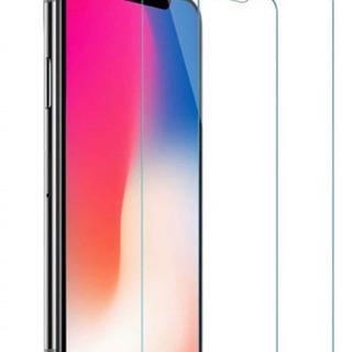 iPhone SE プロテクトガラス 在庫2枚あり