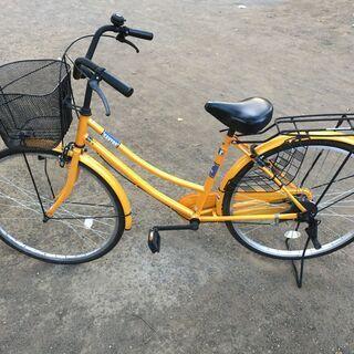 自転車ママチャリ 26インチ 中野区
