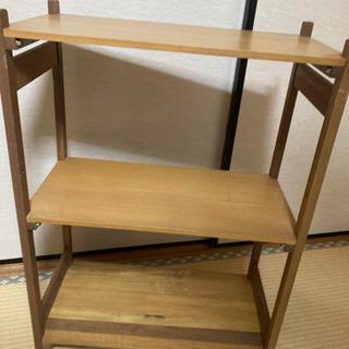 木製 棚 - 家具