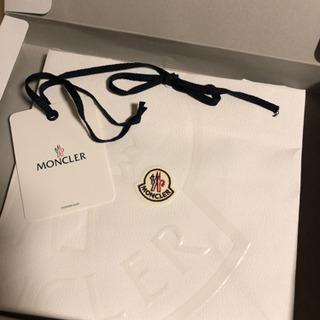 モンクレールの紙袋