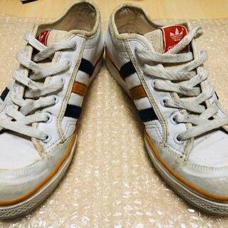 adidas アディダス ニッツァ NIZZA 25.5センチト...