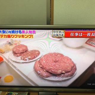 シャープ液晶テレビ アクオス 世界の亀山モデル46インチ