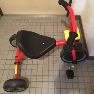 決まりました⭐︎三輪車 美品