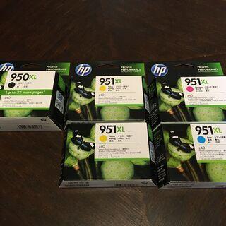 【値下げ】HP 951XL 950XL 純正 インクカートリッジ...
