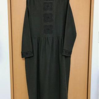 TSUHARU SM2 刺繍ワンピース