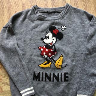 値下げ ミニーマウス セーター Mサイズ