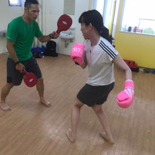 新しい刺激が欲しい方‼️格闘技で非日常を体験しましょう‼️