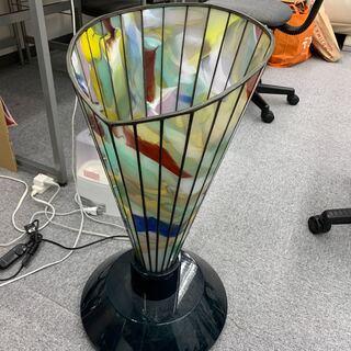 ステンドグラス風 間接照明