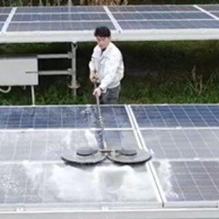 太陽光発電所内の草刈り、清掃スタッフ大募集!