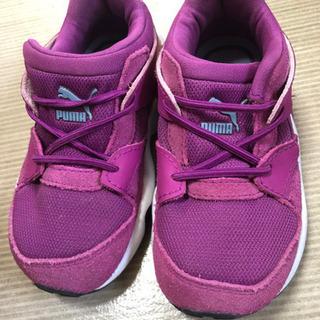 プーマ14㎝ 子供靴