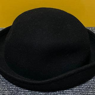 【S 〜M 女児 ウール100% 帽子】✨美品✨ハロウィン等の仮...
