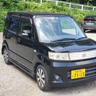 【スズキ ワゴンRスティングレー☆200,000円】カーナビあり