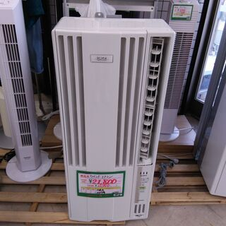★120 CORONA ウインドエアコン 【リサイクルマート宇宿店】