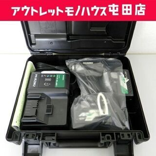 新品 HiKOKI/ハイコーキ (旧日立工機) 36V コードレ...