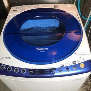 (受付中)パナソニック 7kg 洗濯機 na-fs70h5