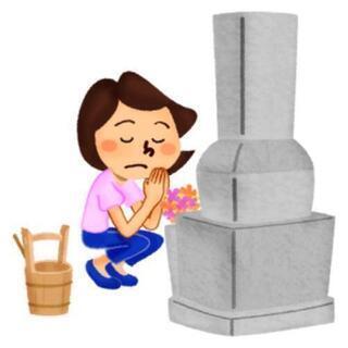 お墓掃除、お墓参り、墓石の文字の塗装、墓石補修