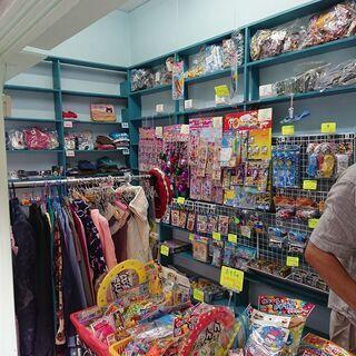 【横須賀中央】 期間限定!店内にてフリーマーケット&ハンド…