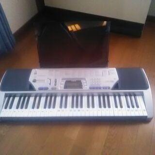 電子ピアノ カシオトーンCTK-496(ジャンク扱い)