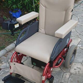 今仙技術研究所 電動車椅子EMC230 中古車両 走行テスト実施済!