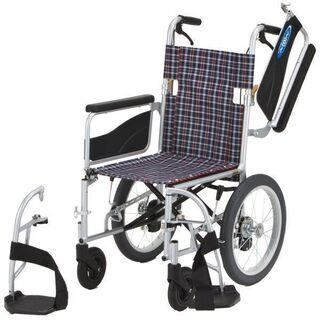 日進医療器 介助式多機能車椅子 NEO-2W 新車!