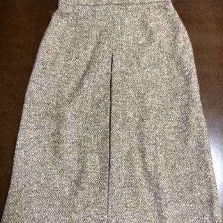 新品 冬物スカート