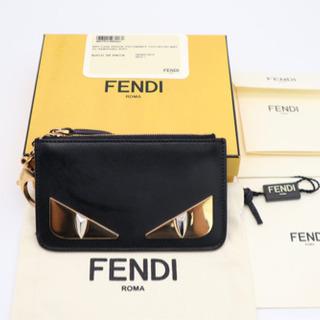 【ネット決済・配送可】《FENDI/キーリングポーチ コインケー...