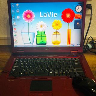 NEC  LaVie Windows vista LL750/S