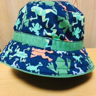 baby GAP 帽子 ハット 12-18m 男の子 カエル柄 ...
