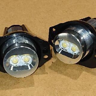 BMW専用 LEDバルブ 左右二個セット - 車のパーツ