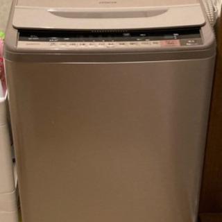 洗濯機 日立 ビートウォッシュ BW-DX110   10kg