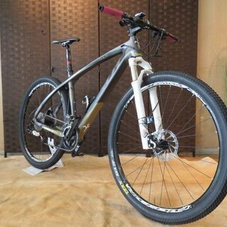 ■WILLER 501 XN ウィリエール 29インチ 20速 シルバー SRAM X9 カーボンフレーム MTB マウンテンバイク 自転車 札幌発 - 自転車