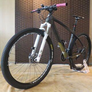 ■WILLER 501 XN ウィリエール 29インチ 20速 シルバー SRAM X9 カーボンフレーム MTB マウンテンバイク 自転車 札幌発 - 札幌市