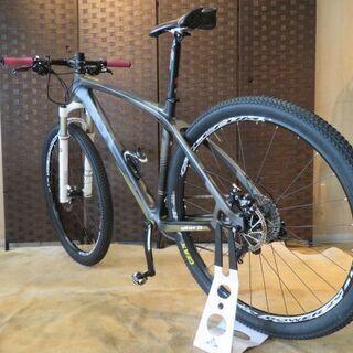 ■WILLER 501 XN ウィリエール 29インチ 20速 シルバー SRAM X9 カーボンフレーム MTB マウンテンバイク 自転車 札幌発 − 北海道