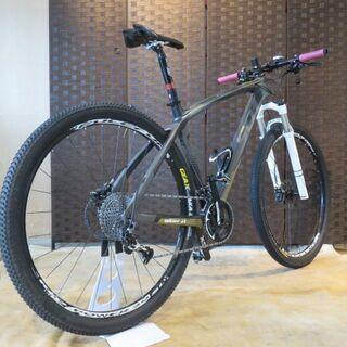 ■WILLER 501 XN ウィリエール 29インチ 20速 シルバー SRAM X9 カーボンフレーム MTB マウンテンバイク 自転車 札幌発 - 売ります・あげます