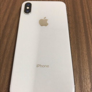 【値引き】iPhone X 64GB