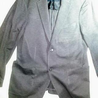 (Lサイズ 標準)⑤ジャケット(ダークグレー)UNIQLO