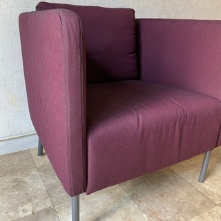 !値下げしました!IKEA購入 1人掛けソファー チェア