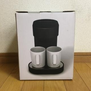 新品★±0コーヒーメーカー
