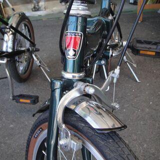 ROVER(ローバー) 16インチ折りたたみ自転車 6段切替 ライトなし フォールディングサイクル - 売ります・あげます