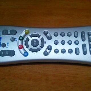 テレビ ビデオ用 学習リモコン UMA-PLRM01