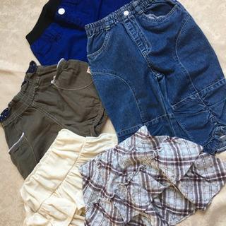 子供服 ショートパンツ、スカート、ズボン 130cm