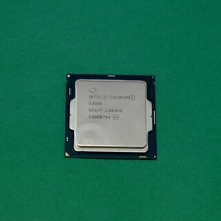 インテル製CELERON G3900 LGA1151とFAN付き