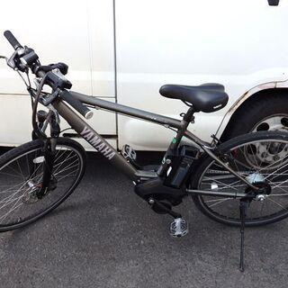 YAMAHA ヤマハ PAS Brace XL (PA26B)パス ブレイス スポーティタイプ 電動アシスト自転車 ガンメタリックの画像