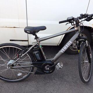 YAMAHA ヤマハ PAS Brace XL (PA26B)パス ブレイス スポーティタイプ 電動アシスト自転車 ガンメタリック - 札幌市