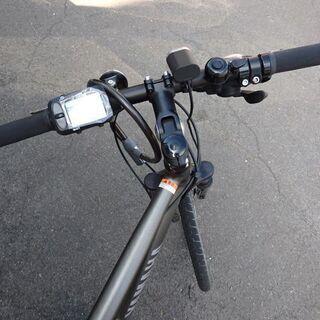 YAMAHA ヤマハ PAS Brace XL (PA26B)パス ブレイス スポーティタイプ 電動アシスト自転車 ガンメタリック - 自転車
