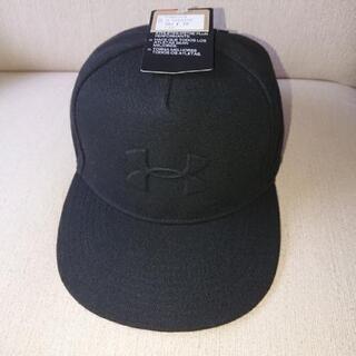 【新品タグ付】アンダーアーマー帽子   定価4200