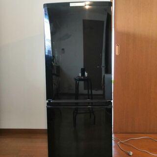 三菱電機 2ドア冷蔵庫 2016年製造